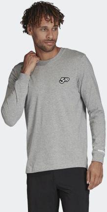 Męska koszulka treningowa Adidas D82113 dopasowana Ceny i