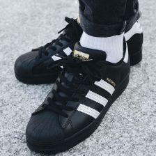 Adidas superstar czarne Moda Ceneo.pl