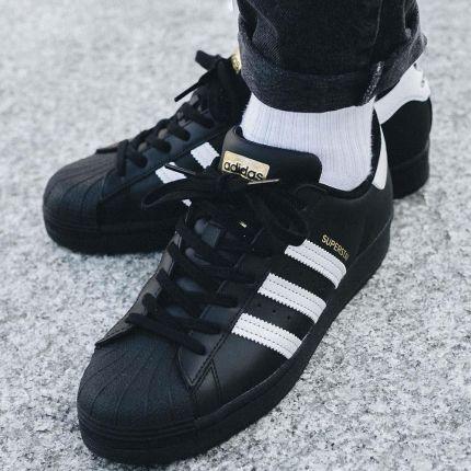 Adidas Superstar Buty Męskie Czarne B27140 Ceny i opinie Ceneo.pl