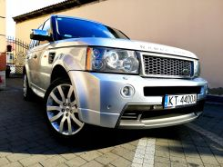 ## LAND ROVER RANGE ROVER SPORT ## STORMER EDITION