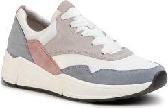 Sneakersy GABOR 43.411.10 KoralleWeisMulti