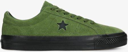 Buty Converse Green Damskie Chuck Taylor All Star Rubber Gloom