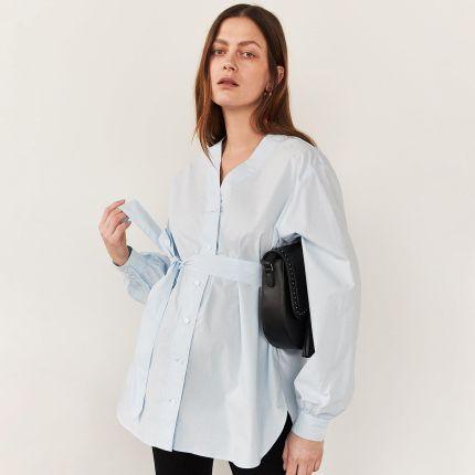 House Biała koszula oversize Biały damska Ceny i  CXCVL