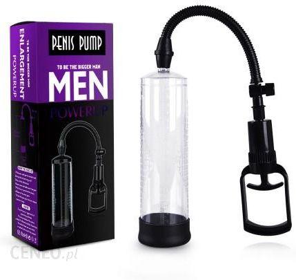 jak używać pompy próżniowej dla penisa