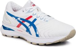Asics Gel Nimbus 22 1011A780 White Electric Blue 100