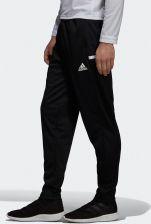 Spodnie Adidas dresy rurki zwężane czarne 24H D95958 Ceny