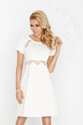 Koszula Nocna Damska Italian Fashion Bawełniana L Ceny i  yljQT
