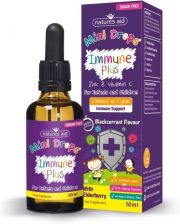 Natures Aid Immune Plus w kroplach 50ml
