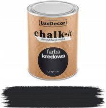 Farba kredowa do mebli Chalk-it Graphite