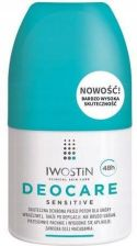 IWOSTIN DEOCARE SENSITIVE ROLL ON antyperspirant 48H 50ml