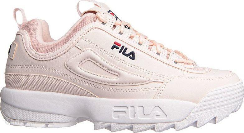 Fila buty damskie Disruptor 1010747.71S różowe