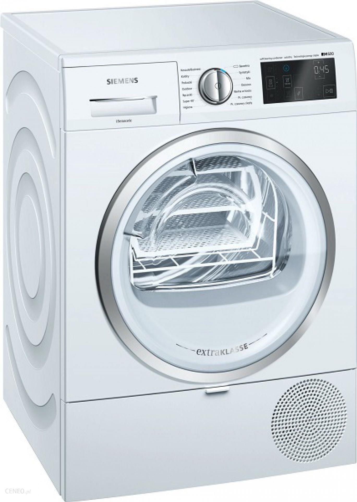suszarka do prania Siemens