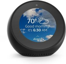 Amazon Echo Spot z asystentem Alexa Czarny