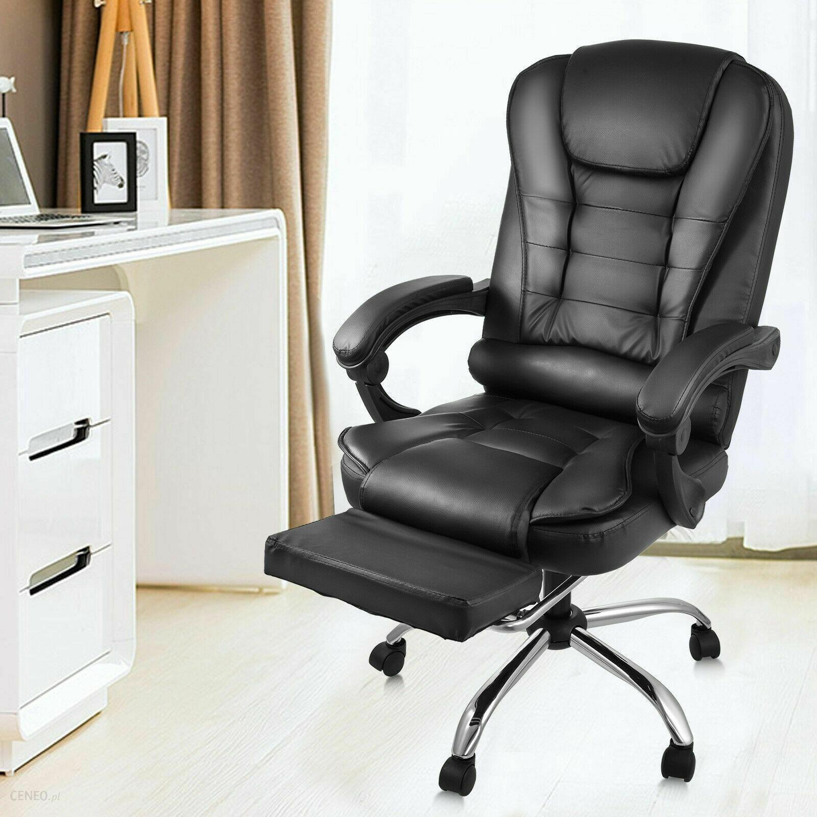 Fotel Obrotowy Biurowy Dyrektorski Krzesło Biurowe Ceny i