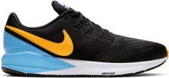 Nike Air Zoom Structure 22 M Czarno Niebieskie Aa1636 011