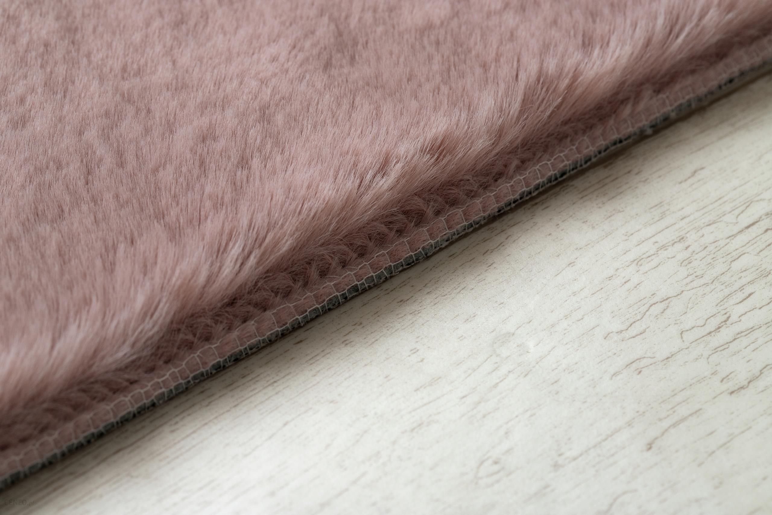 Dywan Bunny 160X220 Rabbit Soft Różowy C025