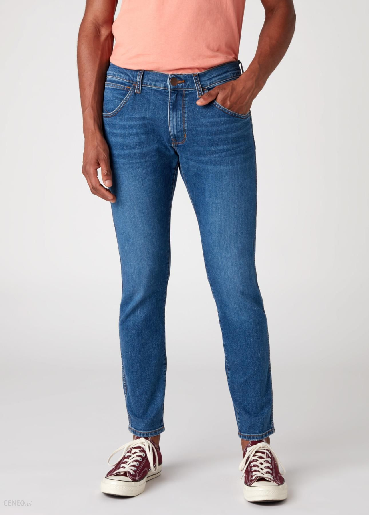 Wrangler BRYSON Jeansy Slim Fit game on