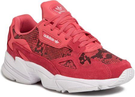 adidas Performance ESSENTIAL FUN II Obuwie treningowe collegiate burgundycore pinkhaze coral