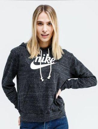 Nike Bluza W NSW HOODIE FZ LOGO TAPE AR3056 011 Ceny i opinie Ceneo.pl