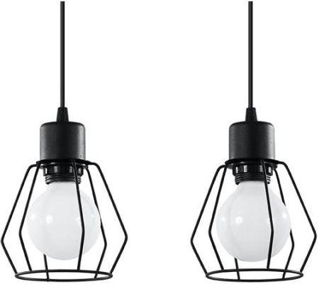 Podwójna lampa wisząca Lampy sufitowe Ceneo.pl
