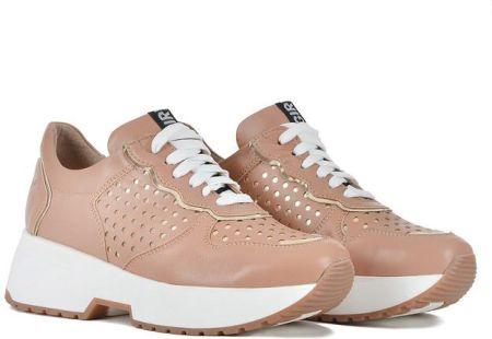 Nike Sportswear Buty Air Force 1 07 Lxx pastelowy różowy