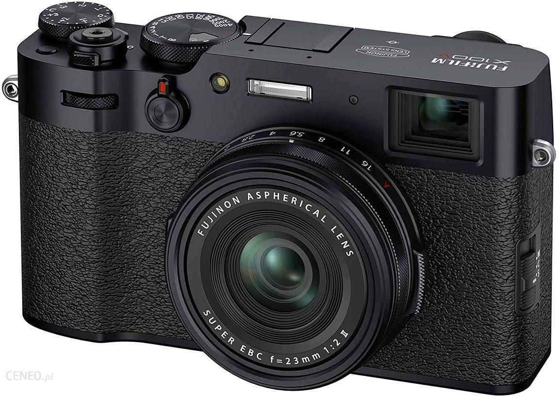 """Fujifilm X100V Black"""