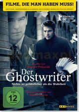 Film DVD The Ghost Writer (Autor widmo) [DVD] - zdjęcie 1