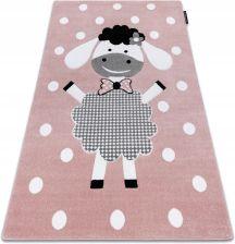 Dywan Avanos Kids 3D 80x150 Kotek Kitty Różowy Ceny i