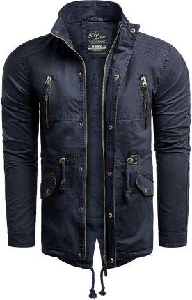 kurtki płaszcze męskie firmy stylowo i modnie z Allani