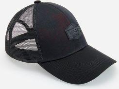 Reserved Bawełniana czapka z daszkiem Czerwony Ceny i opinie Ceneo.pl