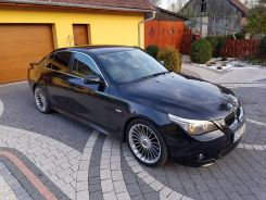 BMW E60 525d 2993 cm M57T2 AT 197KM M-Pakiet