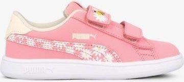 Buty dziecięce sneakersy Puma Suede 2 Straps 359595 23