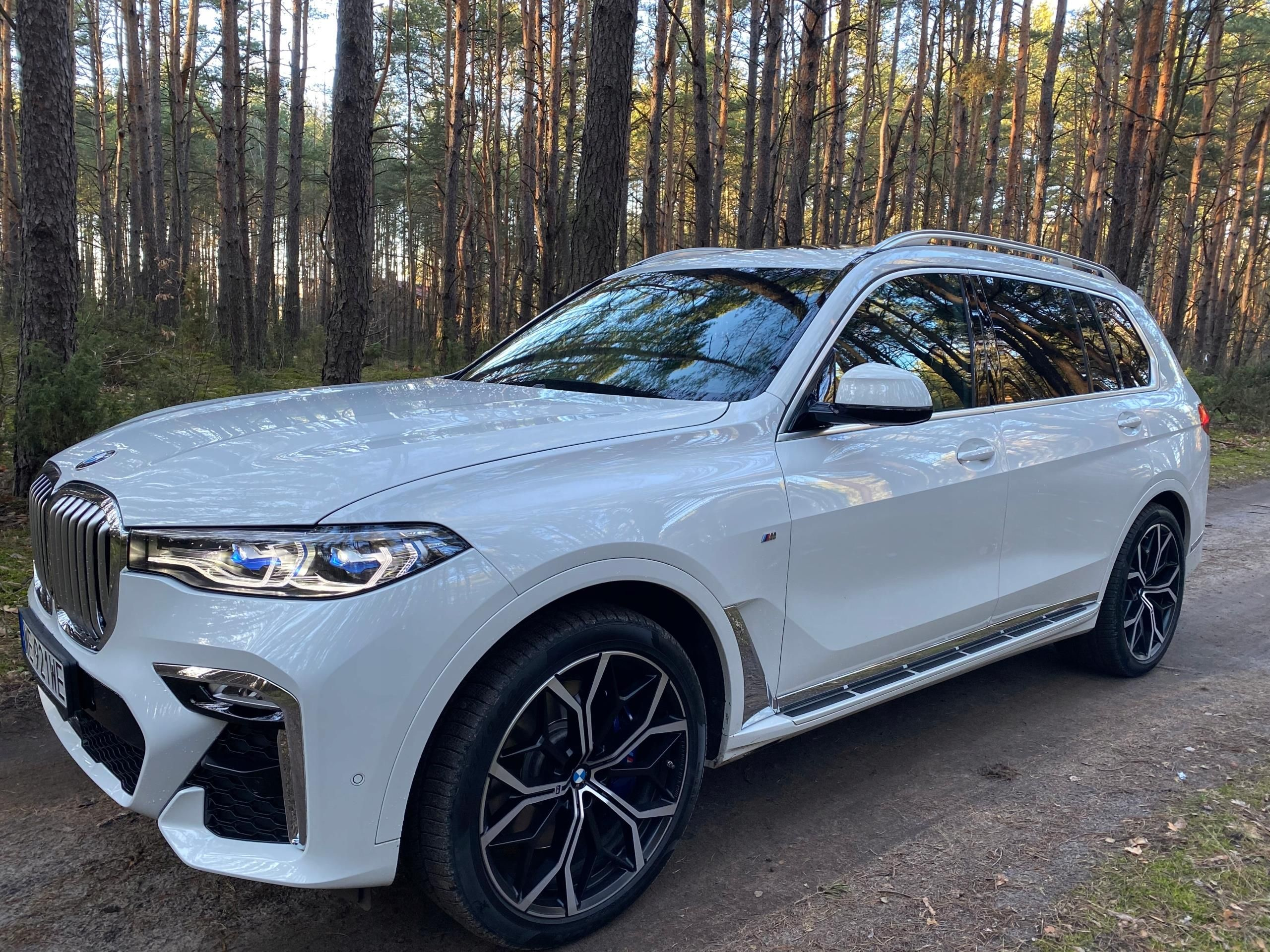 Bmw X7 Polska 2019r Kupiony W Bawaria Motors W Wa Opinie I Ceny Na Ceneo Pl