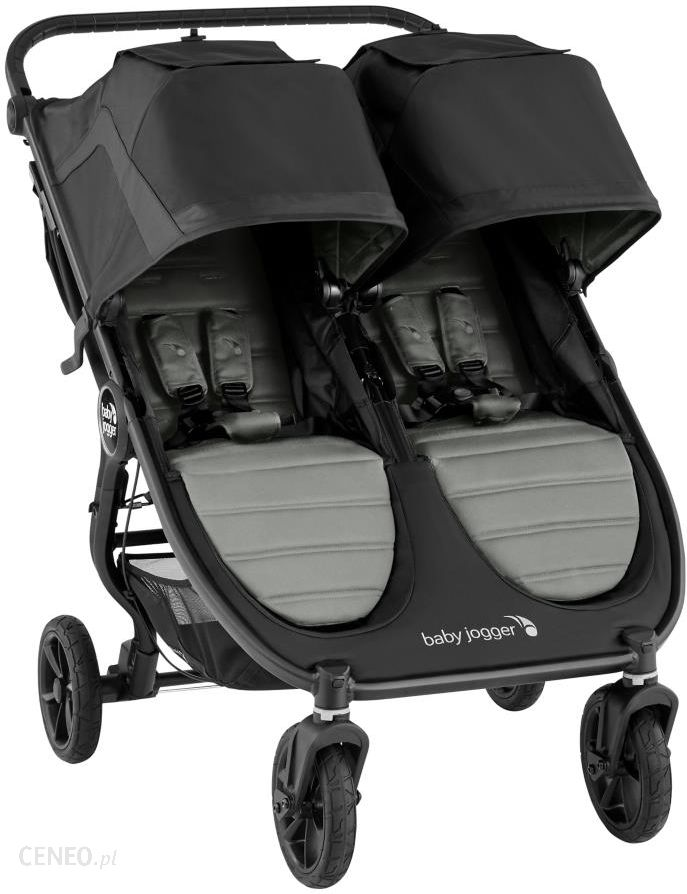 Baby Jogger City Mini Gt 2 Double Slate Spacerowy - Ceny i ...