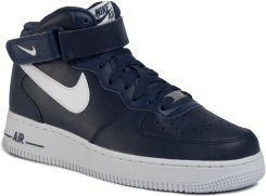Buty NIKE Air Force 1 Mid '07 An20 CK4370 400 Midnight NavyWhite