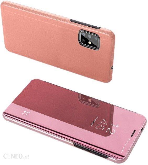 Hurtel Clear View Case Etui Z Klapka Samsung Galaxy S20 Ultra Rozowy Etui Na Telefon Ceny I Opinie Ceneo Pl