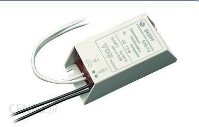 Skoff Elektroniczny Transformator Do Halogenów Typ Eth 70