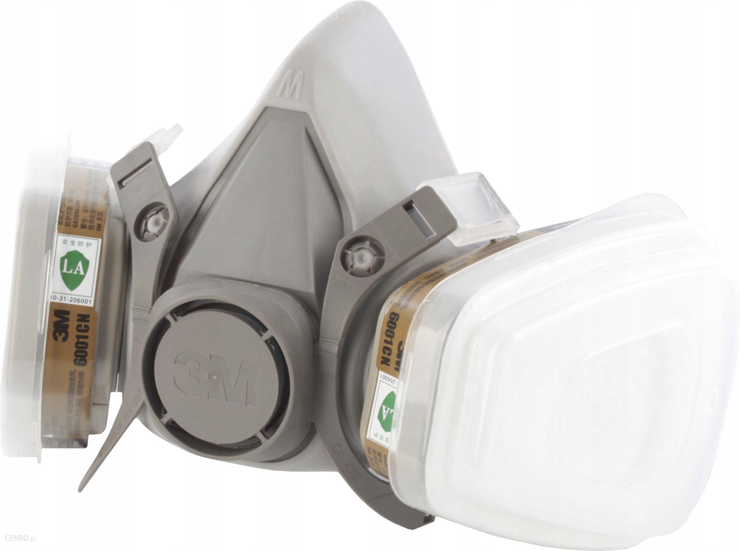 Maska Polmaska 3m 6200 Lakiernicza 4 Filtry Ceny I Opinie Ceneo Pl