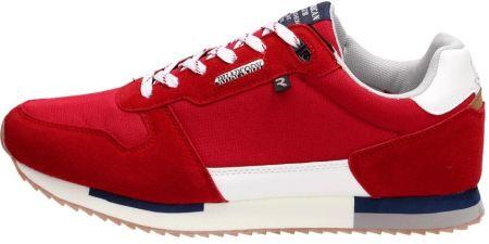 Buty męskie Air Jordan 1 Retro Low OG 705329 601 czerwony