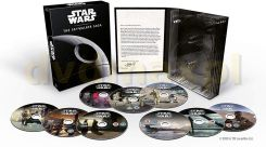 Star Wars: The Skywalker Saga [BOX] [18DVD]