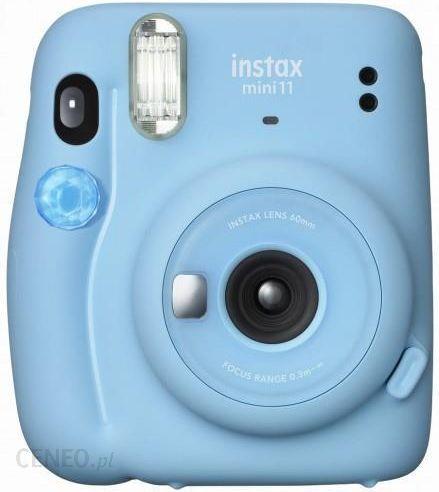 """""""FujiFilm Instax Mini 11"""" mėlyna"""