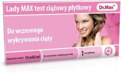 Baby Boom Test Ciążowy Kasetowy 1 Szt.
