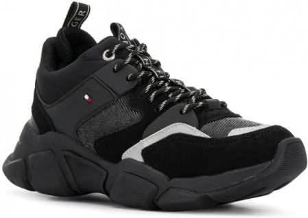 Sneakersy PUMA Muse Maia Luxe Wn's 366766 01 Puma Black