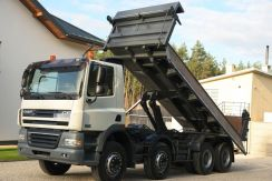 DAF CF 85.360 * WYWROTKA 8x4 * MANUAL * SUPER STAN
