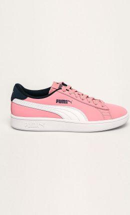 Puma tenisówki ST Activate Jr Pale Pink White 35 36 Ceny i