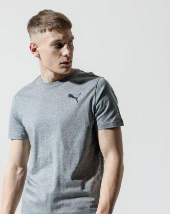 PUMA T-SHIRT ESS SMALL LOGO TEE - Ceny i opinie T-shirty i koszulki męskie VZFU