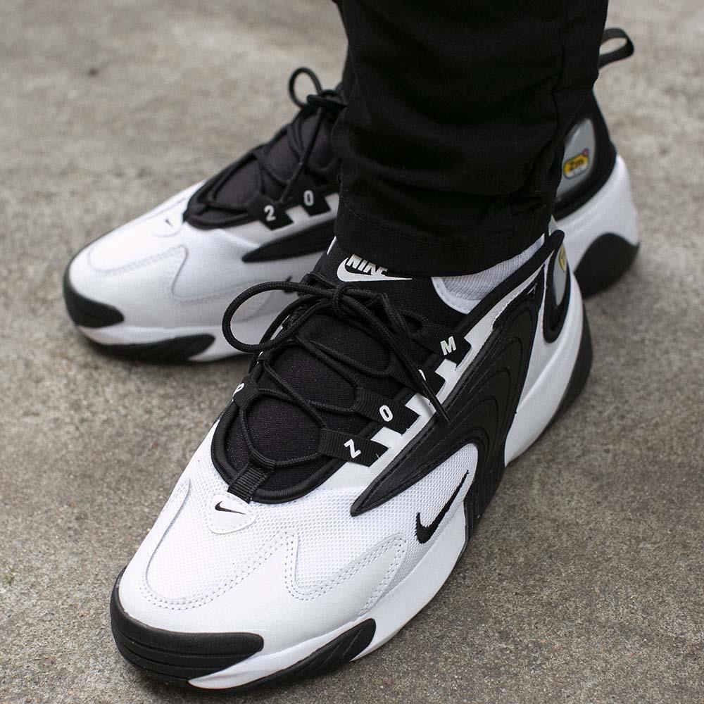 Nike Zoom 2K Męskie Biało Czarne (AO0269 101) Ceny i opinie Ceneo.pl