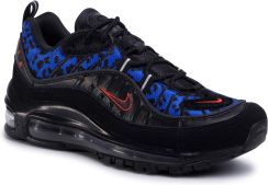 Nike WMNS Air Max 95 Black Black Habanero Red Racer Blue