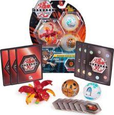 Spin Master Bakugan Pack 5Szt Z Akcesoriami Pyrus Maxotaur I