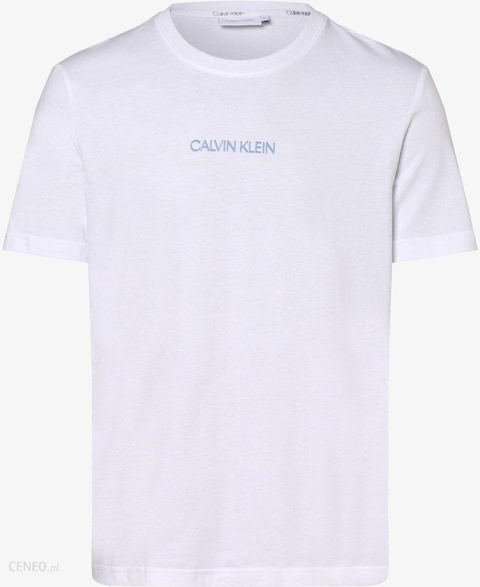 Calvin Klein T shirt męski, biały